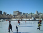 Montreal - patinoire