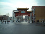 Montreal - quartier chinois